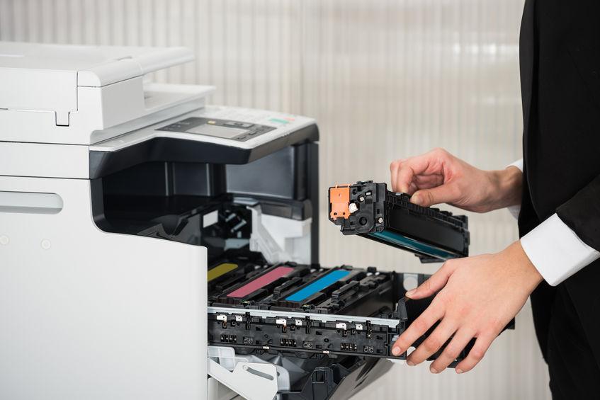 Toner de impressora
