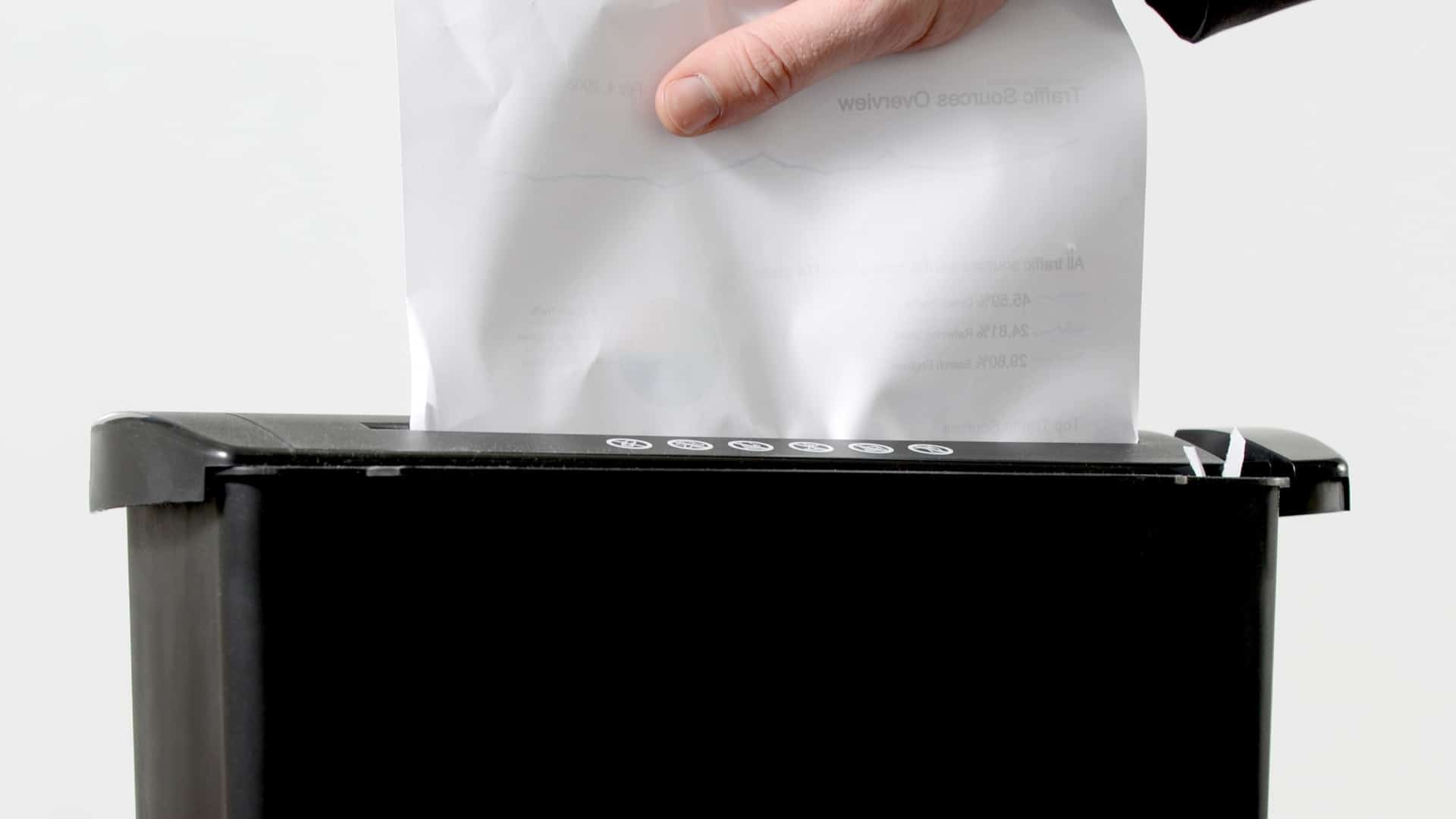 Triturador de papel: Qual é o melhor de 2020?