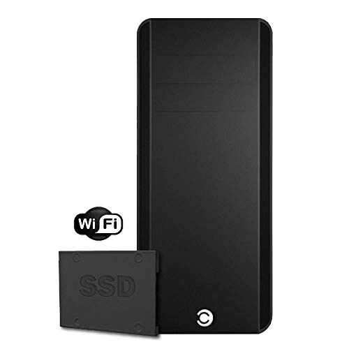 Computador Desktop Intel Core i7 16GB SSD 240GB + HD 2TB Wifi HDMI Áudio HD CorPC Powered