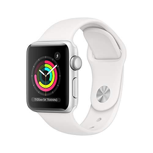 Apple Watch serie 3 38mm Silver (Branco)