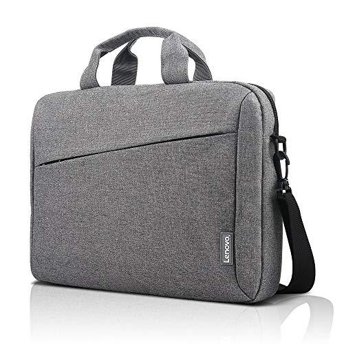 Lenovo Estojo de transporte para laptop T210, serve para laptop e tablet de 15,6 polegadas, design elegante, tecido de alta qualidade, durável e impermeável, casual ou escola, GX40Q17231